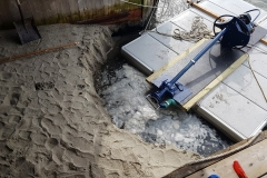 Muddring sand